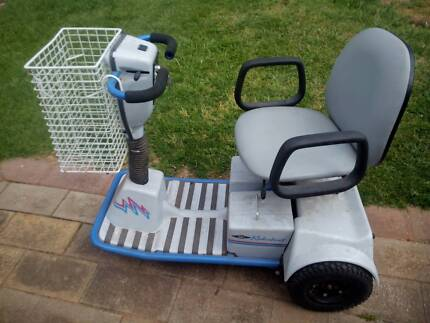 Gason Ridealong Mobility Scooter (not operational) Elizabeth Downs Playford Area Preview