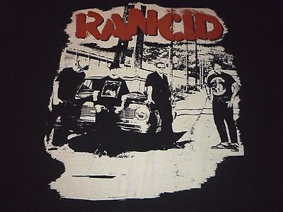 Ranicd Tour Shirt ( Used Size 2XL ) Good Condition!!!