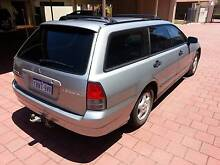 2003 Mitsubishi Magna Wagon Series 2 Automatic‏ Burswood Victoria Park Area Preview