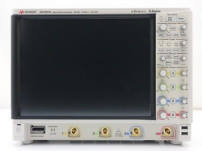 Keysight Used Msos054a Mixed Signal Oscilloscope - Infiniium S Ser. 500 Mhz 4 Ch
