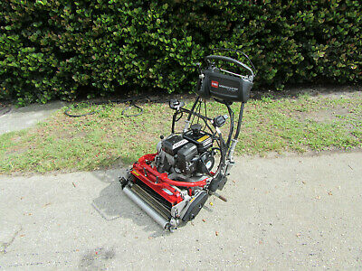 2016 Toro Greensmaster Flex 2120 Greens Reel Lawn Mower 21 Cut 04044 - 88 Hrs