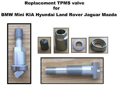 4 x HUF Tyre Pressure Sensors for Mini Mini Cabrio Mini Countryman Mini Coupe Mini John Cooper Work Tyre Pressure Control System 6265