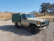 Hj75 Turbo 4in lift heaps of extras Toowoomba Toowoomba City Preview