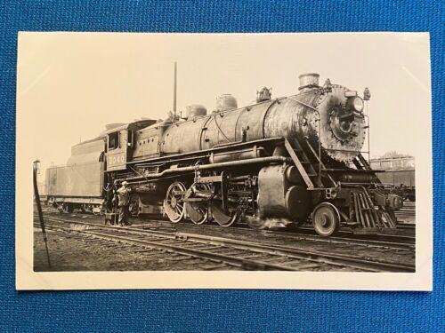 Great Northern Railway Train Engine Locomotive No. 3040 Antique Photo