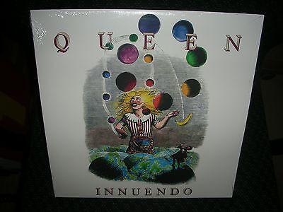 QUEEN // INNUENDO // BRAND NEW 180 GRAM RECORD LP VINYL