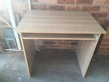 Table / study desk with slide out  - 55x80cm Canada Bay Canada Bay Area Preview