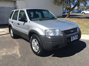 2001 FORD ESCAPE XLT 4X4 AUTO REGO & RWC  FREE ONE YEAR WARRANTY Lilydale Yarra Ranges Preview
