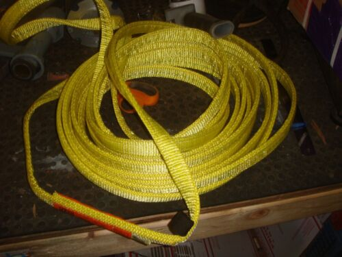 "1 NEW  lifting  LIFT ALL STRAPS  1"" X 20"