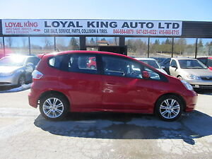2010 HONDA FIT CERTIFIED & ETSETED VERY LOW MILEAGE 22KM