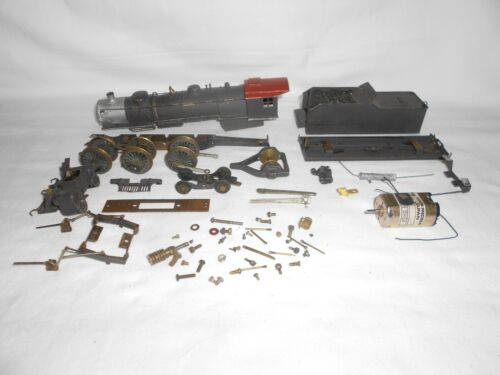 * HO SCALE BRASS 4-6-2 PARTS *