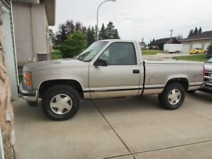 1998 GMC 4X4 Short Box