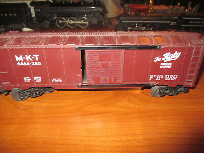 Licensed Reproduction Box Car Box Lionel 6464-350 MKT Katy