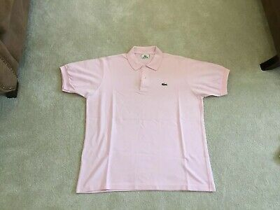 Lacoste Polo Shirt Size 5 Great Condition