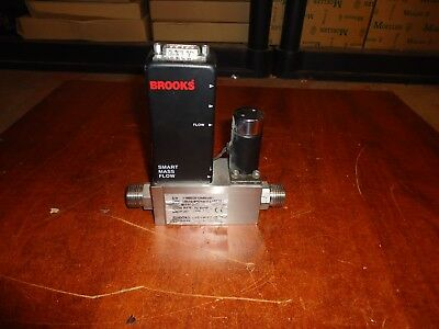 Brooks,  5851S Smart Mass Flow Meter Used 175 SLM, USED
