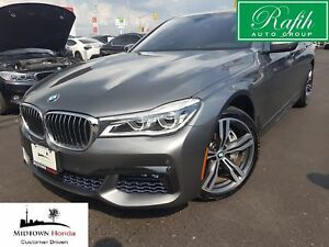 2017 BMW 7 Series M Package- Pristine condition-Like NEW