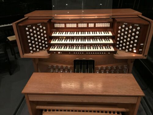 RODGERS ORGAN 925 OXFORD SERIES - PIPES & ELECTRONIC