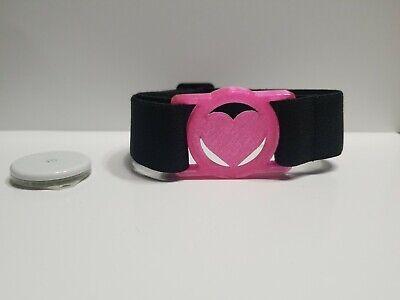 Freestyle Libre Flexible Sensor Armband - Plnk Heart - 14 Day Sensor - Us Seller