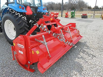 Rotary Tiller Heavy Duty Maschio Sc300 123 Tractor 3-pt Pto 170hp Gearbox