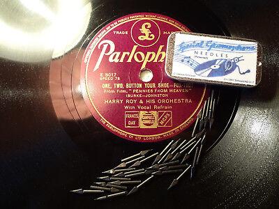 Spezial Grammophon Nadeln