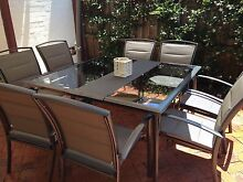 Outdoor Dining - Bella 9 Piece Square Dining Set Cremorne North Sydney Area Preview