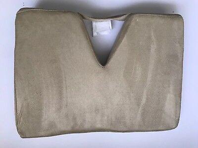 Ortho Wedge Cushion - Ortho Wedge Cushion Travel Chair Car Seat Wedge Lumbar Back Support Cushion