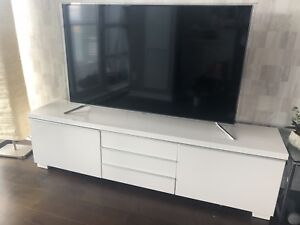 Smart TV, wall mount and tv stand