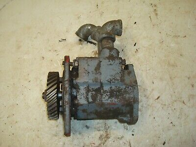 Farmall 400 Tractor Hydraulic Pump