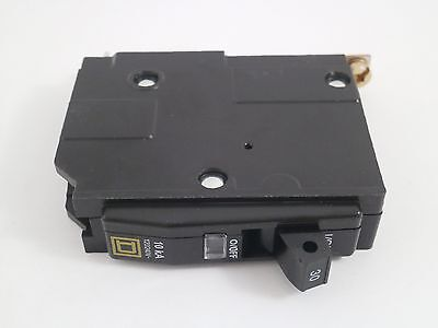Square D Circuit Breaker Qob130 1 Pole 30 Amp 120v New Surplus