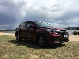2015 Honda HR-V VTi-L ADAS (SUV) Griffith South Canberra Preview