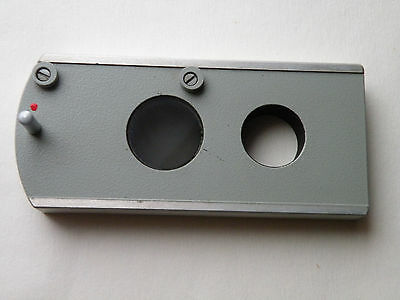 Polarizing Pol Filter For Microscope Nu Carl Zeiss Jena