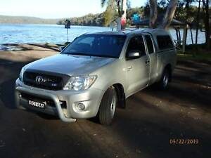 2010 Toyota Hilux SR Automatic Ute