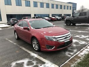2011 Ford Fusion SEL (One Owner + Safety Available)