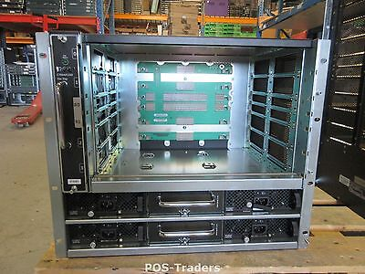 Dell Networking C300 13RU EMPTY Chassis 044TM eight blade I/O - INCL 1X FANS