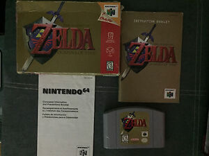 Ocarina of Time CIB