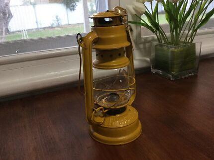 Vintage Flying Crane kero lantern