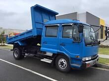 1997 NISSAN UD DUAL CAB TIPPER - VERY TIDY! Arundel Gold Coast City Preview