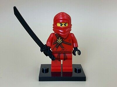 LEGO minifigure - Kai The Golden Weapons - (njo007) Ninjago 2508 2505