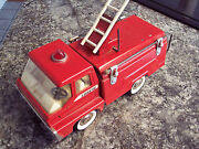 Vintage Structo Toy Trucks