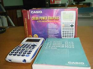 CASIO Color Power Graphic Calculator CFX-9850GB Plus-WE Banyo Brisbane North East Preview