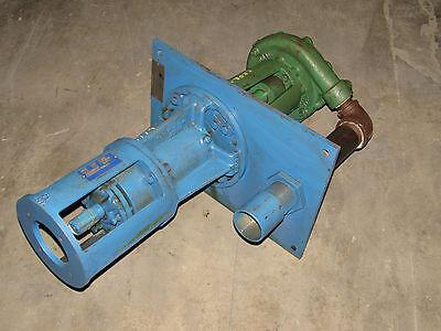 Crane 5562 Deming Pump Size 1.5s Dia 6.375 1750rpm 90gpm Ft 27 Xlnt