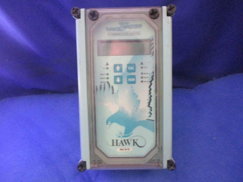 Hawk RMA80-26 Range Master Ultrasonic Level Control 1 YEAR WARRANTY