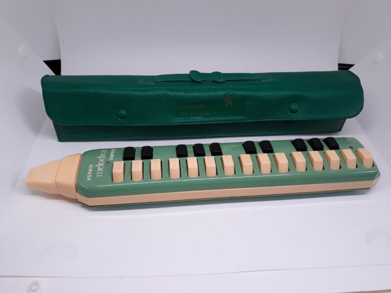 Vintage Hohner Melodica Soprano Made in Germany Very Good Shape b1