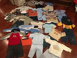 Baby boy clothing size 6-12 months