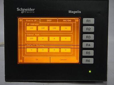Schneider Magelis Xbtgt1130 3.8 Mono Touchscreen Panel V 5.1