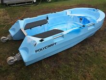 Polycraft 3.0m Tuff Tender/15hp Johnson outboard Childers Bundaberg Surrounds Preview
