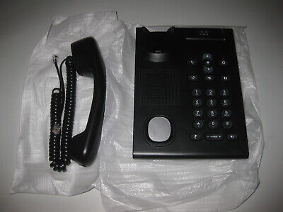 Cisco Cp-3905 Unified Sip Phone 3905 - Voip Phone - Sip - Charcoal