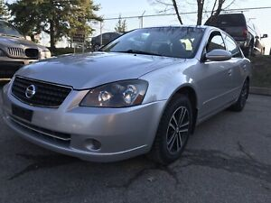 2006 NISSAN ALTIMA SL ONE OWNER