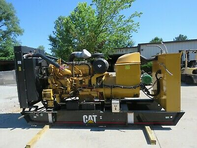 2005 Caterpillar Lc6 Generator 500kw Engine 3456 Low Hours