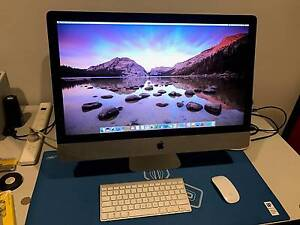 """Awesome 27"""" iMac with Super Fast SSD! Parmelia Kwinana Area Preview"""