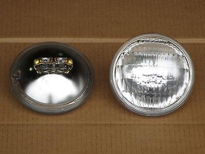 2 6v Headlights For Allis Chalmers Light D10 D12 Wc Wd Wd45 Wf